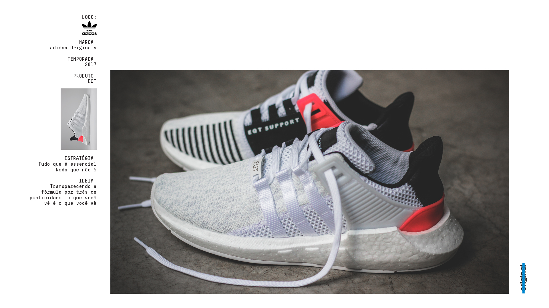 583815e2361 SneakersBR Unboxing e On-Feet  adidas EQT Support 93 17 Branco  Turbo Red