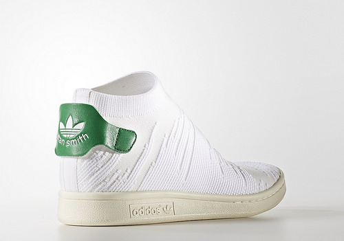 777dec8b7a0 adidas Stan Smith Sock Primeknit - SneakersBR