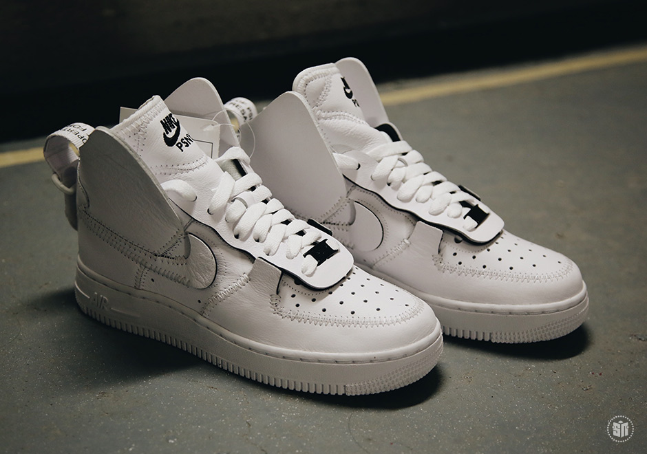 Public School x Nike Air Force 1 Mid : Preview | WAVE®