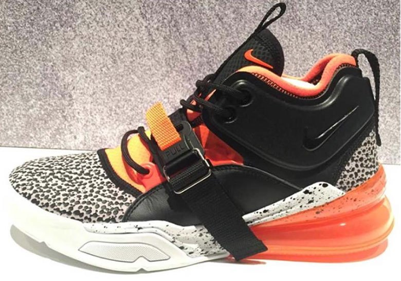 After Wearing: NIKE AIR FORCE 270 Worth Buying?