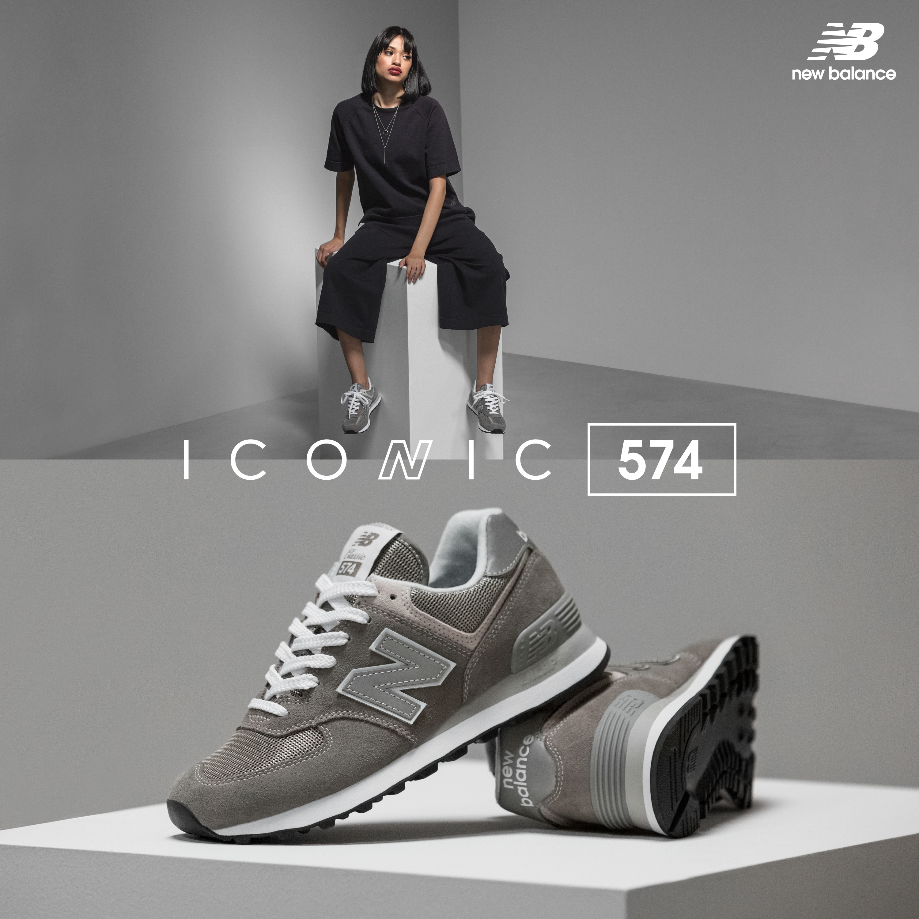 new balance 574 grey day 01 SneakersBR