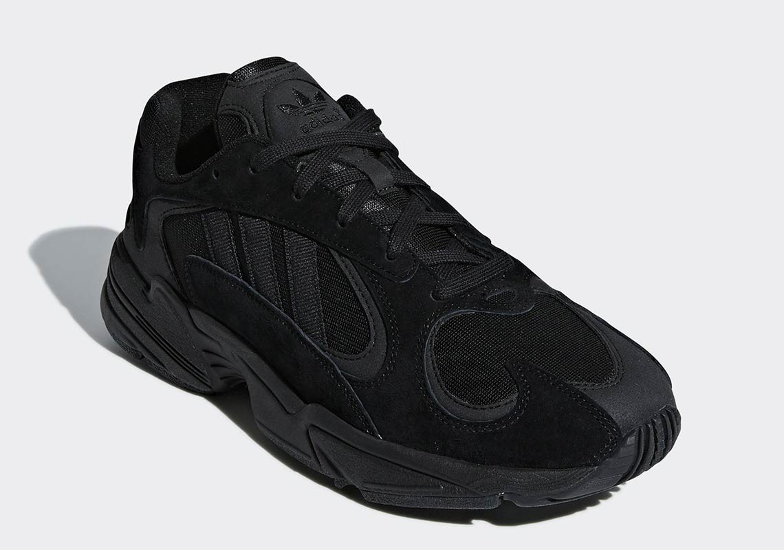 adidas yung 1 triple Noir g27026 4 BasketsBR