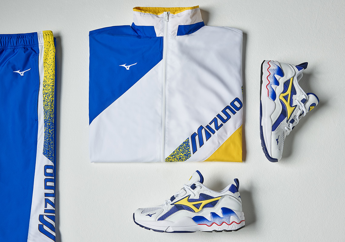 mizuno-wave-rider-1-og-ii-white-blue-yellow-release-date-1 - SneakersBR 1479eafcd53b2