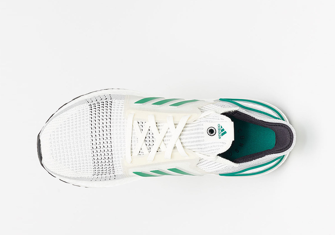 adidas ultra boost 19 white green EE7517 3 SneakersBR