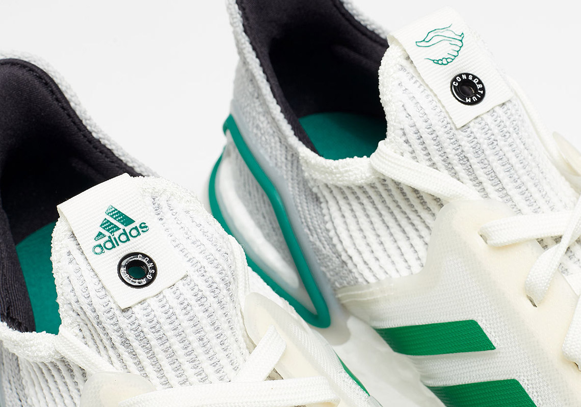 adidas ultra boost 19 white green EE7517 6 SneakersBR