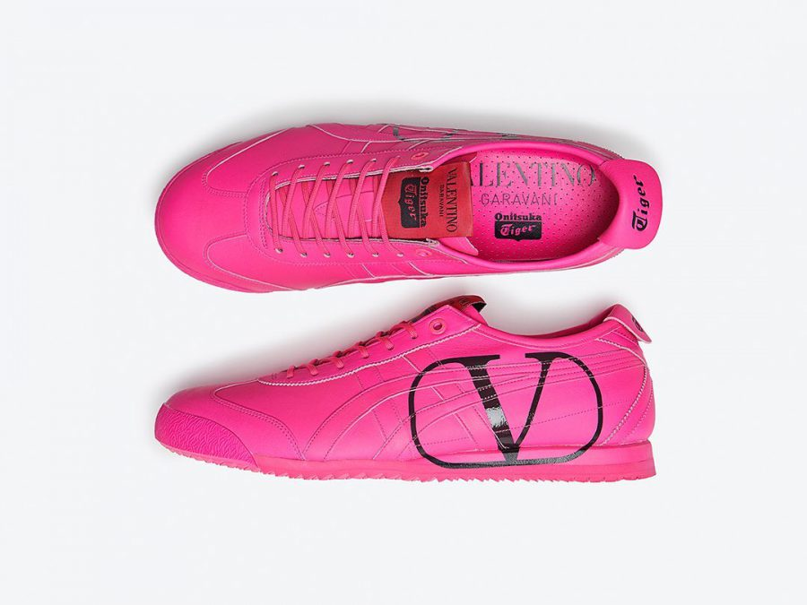 A Valentino Assinou Quatro Colorways Do Mexico 66 SD