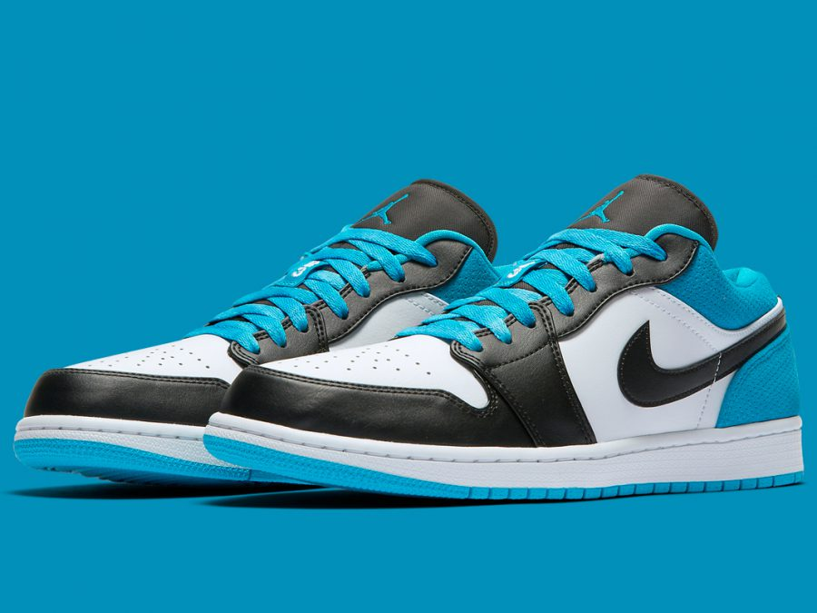 'Laser Blue' É Mais Uma Nova Colorway Do Air Jordan 1