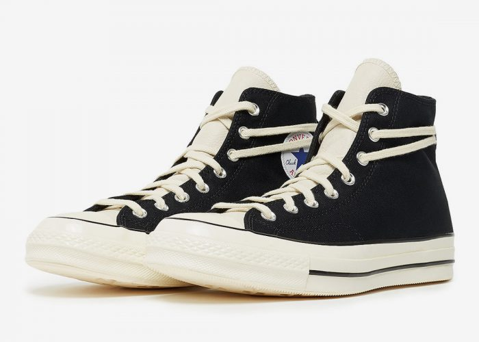 O Chuck 70 Preto Da Fear Of God Está De Volta