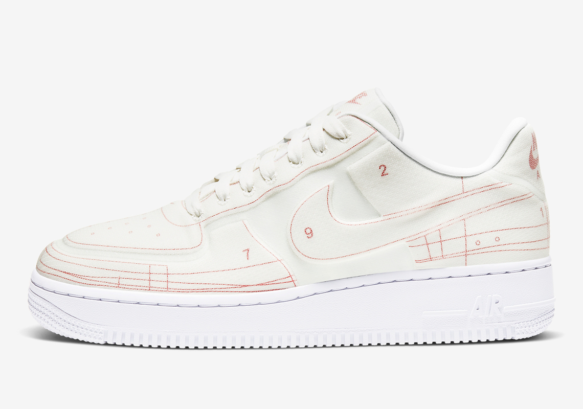 air force 1 molde