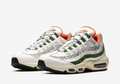 "Confirmadas As Vendas No Brasil Do Nike Air Max 95 ""Era"""