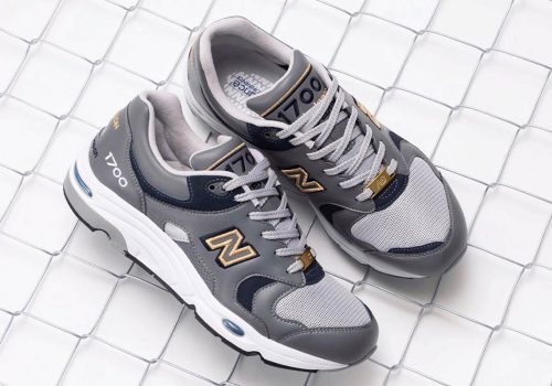 Uma Colorway Exclusiva Do New Balance 1700 Está De Volta Ao Japão